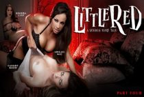 Girlsway - Abigail Mac, Kendra Lust, Cassidy Klein - Little Red: A Lesbian Fairy Tale: Part Four