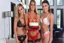 BFFs - Adria Rae, Jill Kassidy, Bella Rose - Birthday Surprise