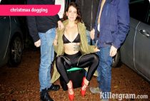 Killergram - Adreena Winters - Christmas Dogging