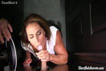 GloryHoleSecrets - Brianna - First Glory Hole POV